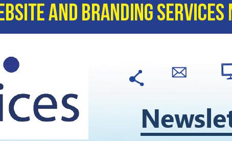 Website and Branding Newsletter