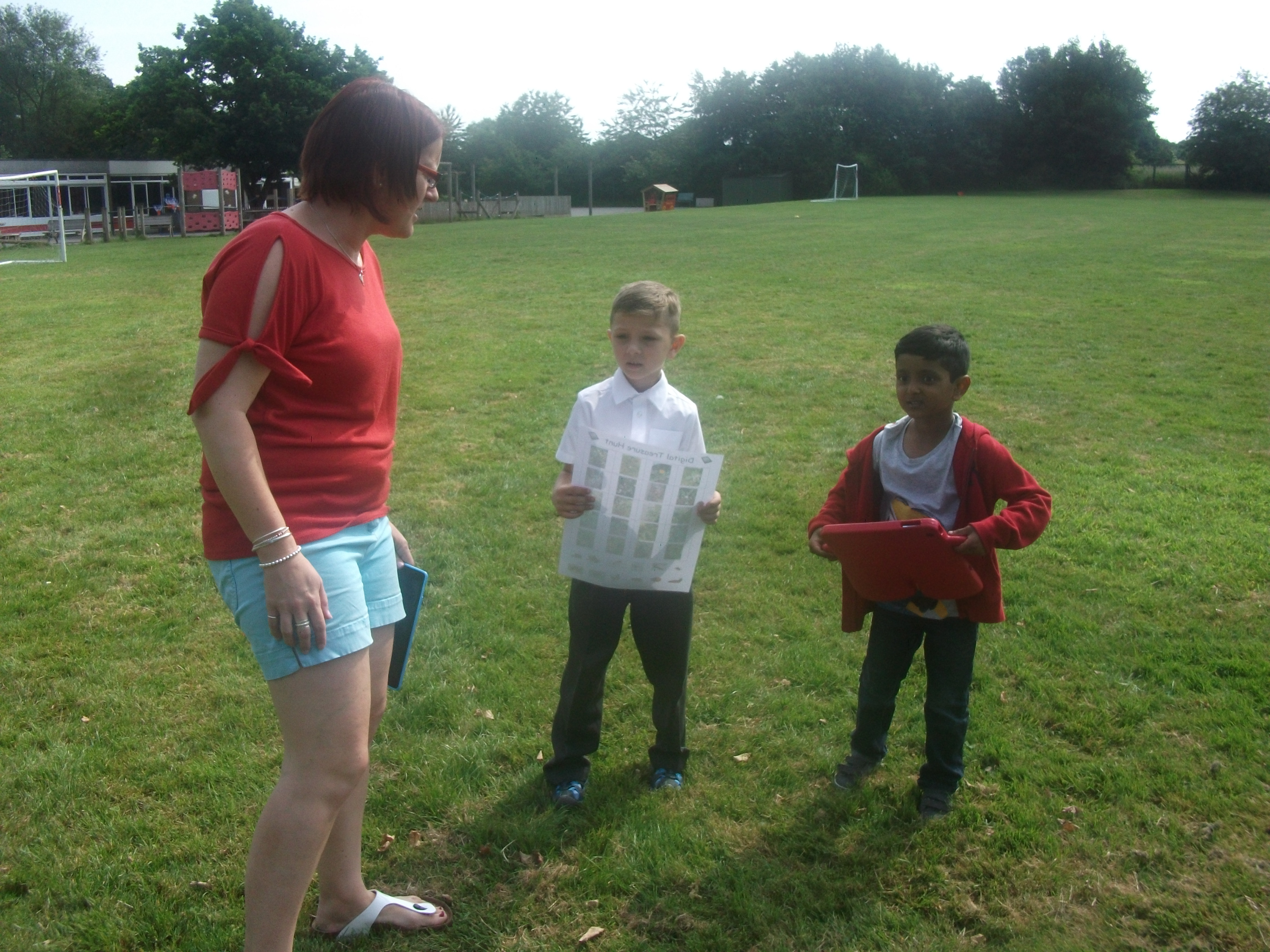 Year 1 St. Mary's Forest School (10)