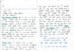 Year 2 An Adventure Story by Gurkeerat