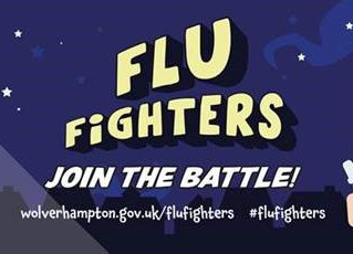 Pupils transformed into Flu Fighters to join winter battle
