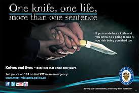 Knife Crime Campaign