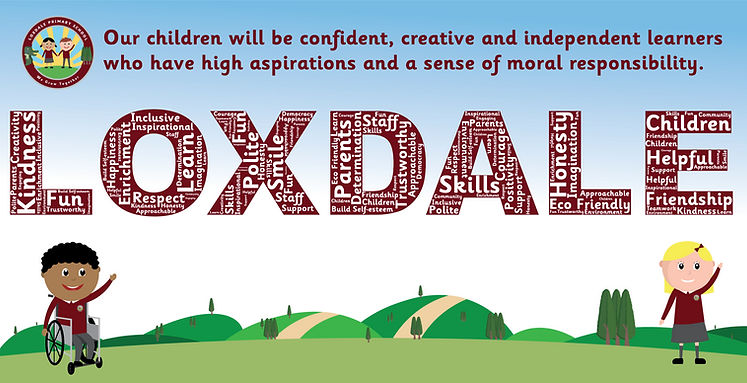 Loxdale School Values Sign Final-01_edit