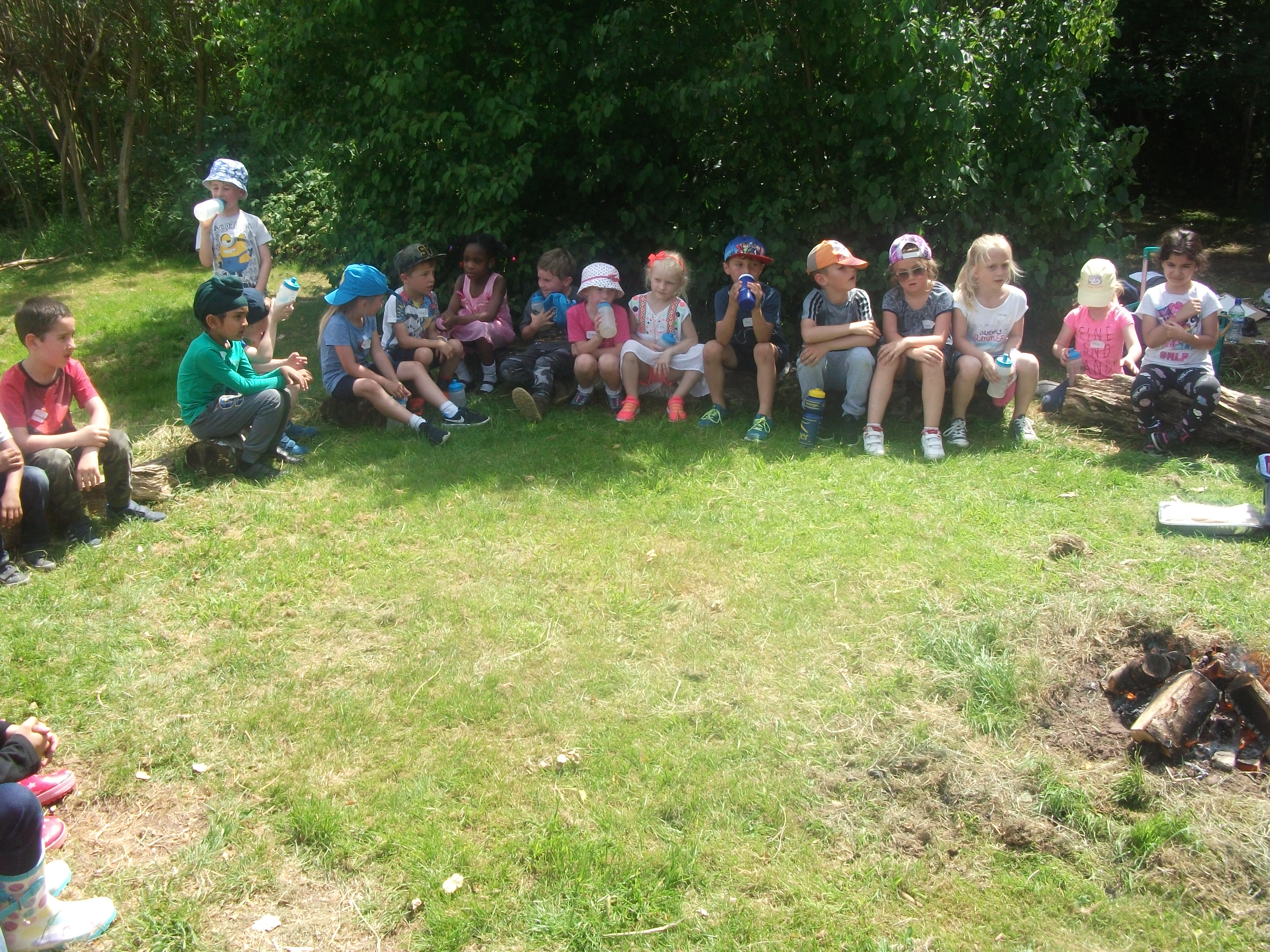 Year 1 St. Mary's Forest School (91)