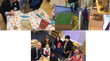 We were pleased to welcome our local MP, Pat McFadden to the Nursery on Friday 20th January.