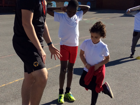 Year 5 - PE Lessons