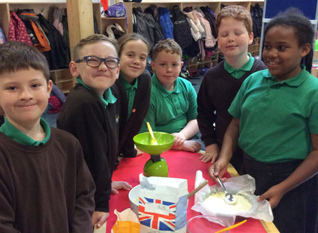 Year 5's Great British Bake Off