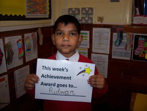 Achievement Awards - Week 16