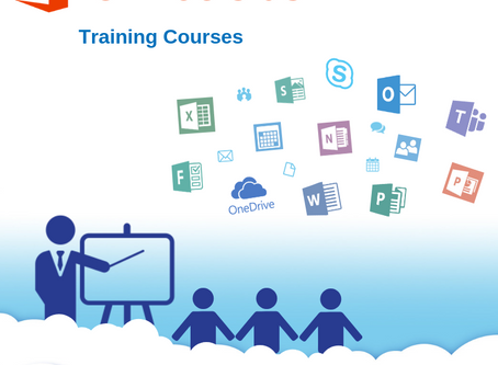 eServices 2019 Training Courses