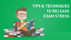 Manage Your Exam Stress