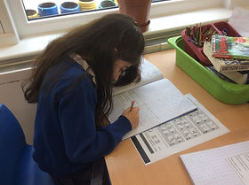 Year 4 - Exploring Lines of Symmetry (1)