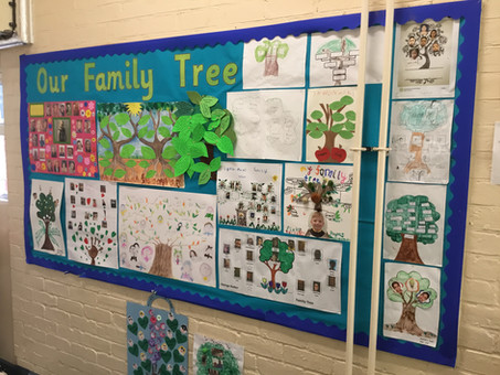 Our Family Trees