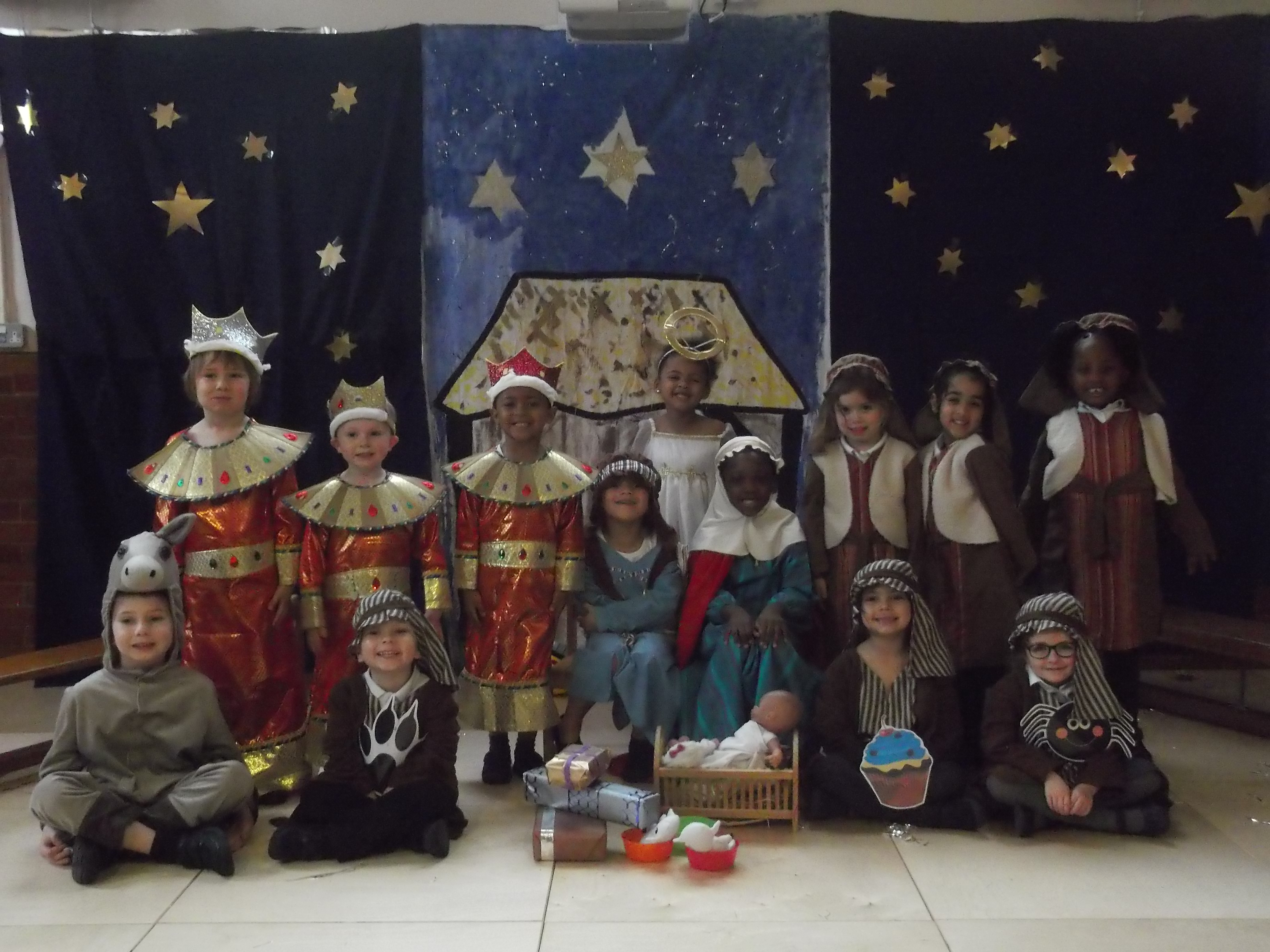 Foundations Fairy Tale Land Nativity