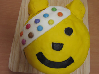 Children in Need Bake Off