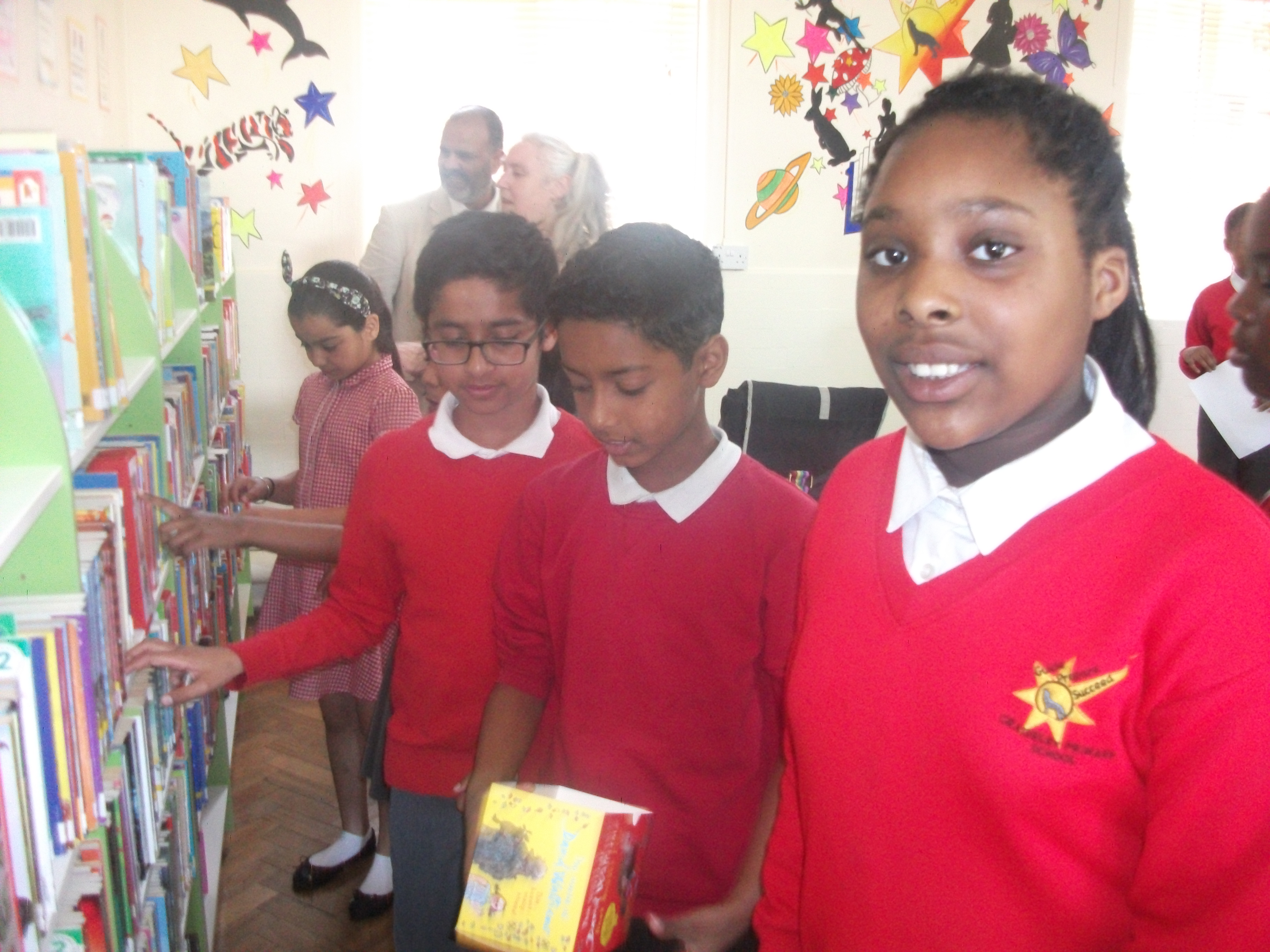 Library Opening