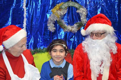 Santa - December 2016
