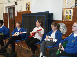 Year 4's Drum and Ukulele Concert