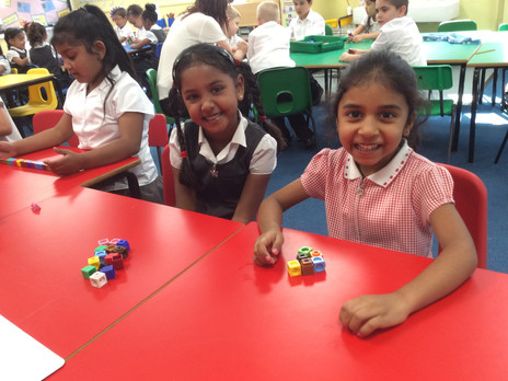 Number bonds in Year 1