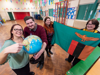 Primary schools go global for unique education programme