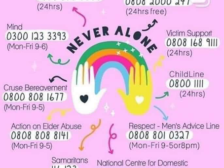 Contact Numbers