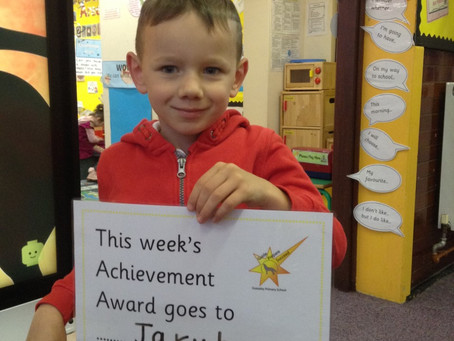 Reception Achievement Award