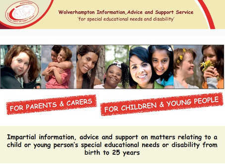 Wolverhampton Information, Advice and Support Service