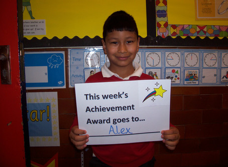 Achievement Awards - Week 3