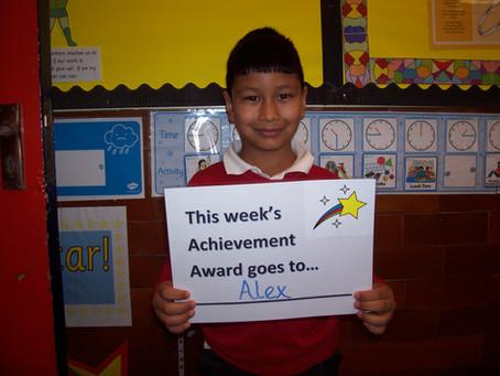Achievement Awards - Week 3