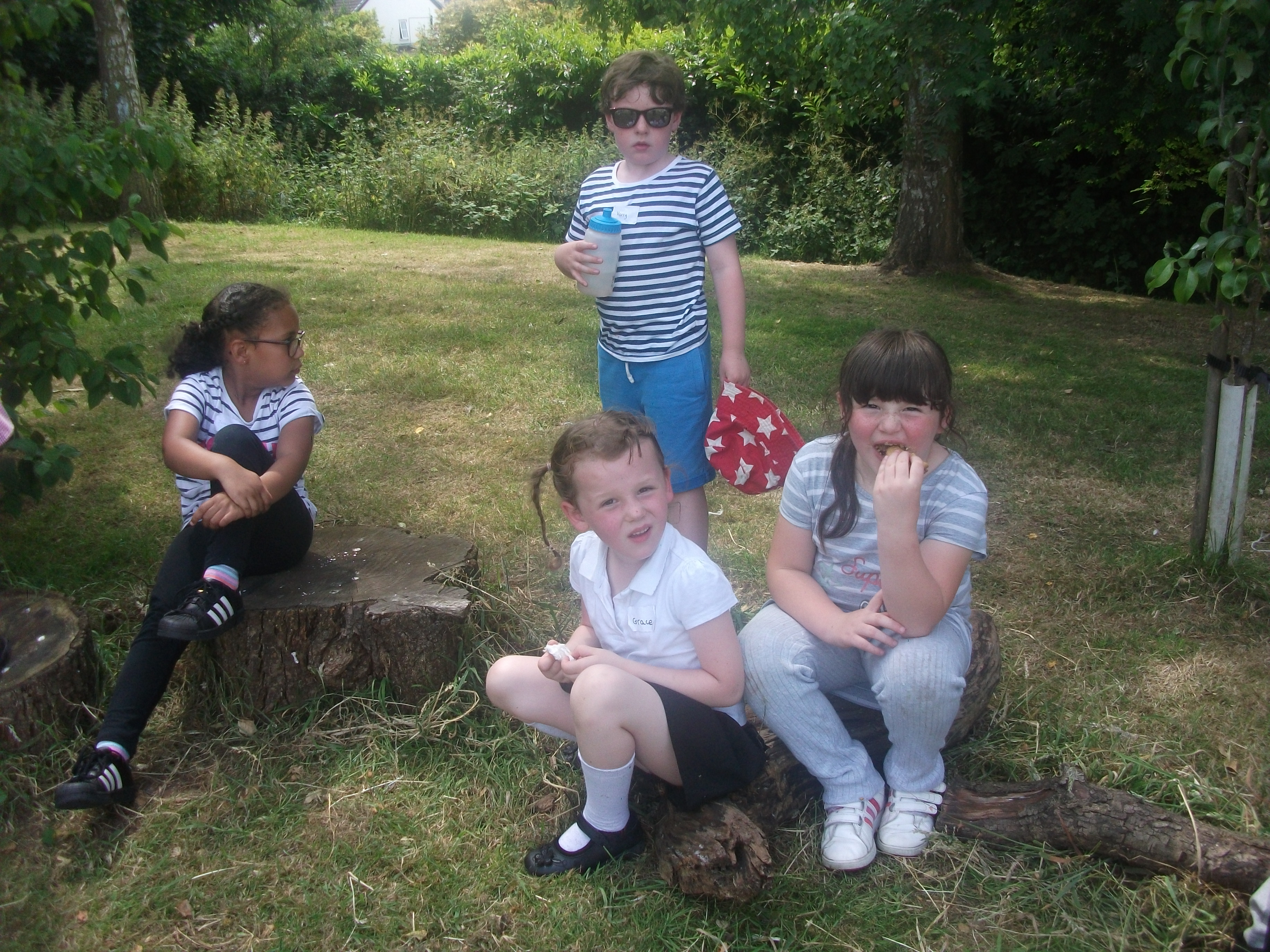 Year 1 St. Mary's Forest School (103)