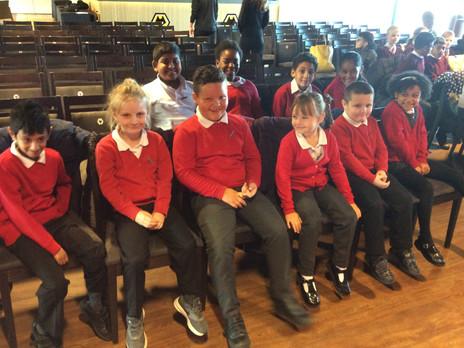 School Council Visit The Molineux