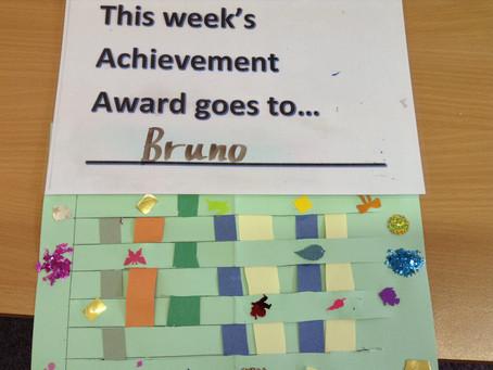 Achievement Winner - Year 1