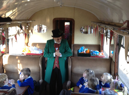 Christmas Cracker Express