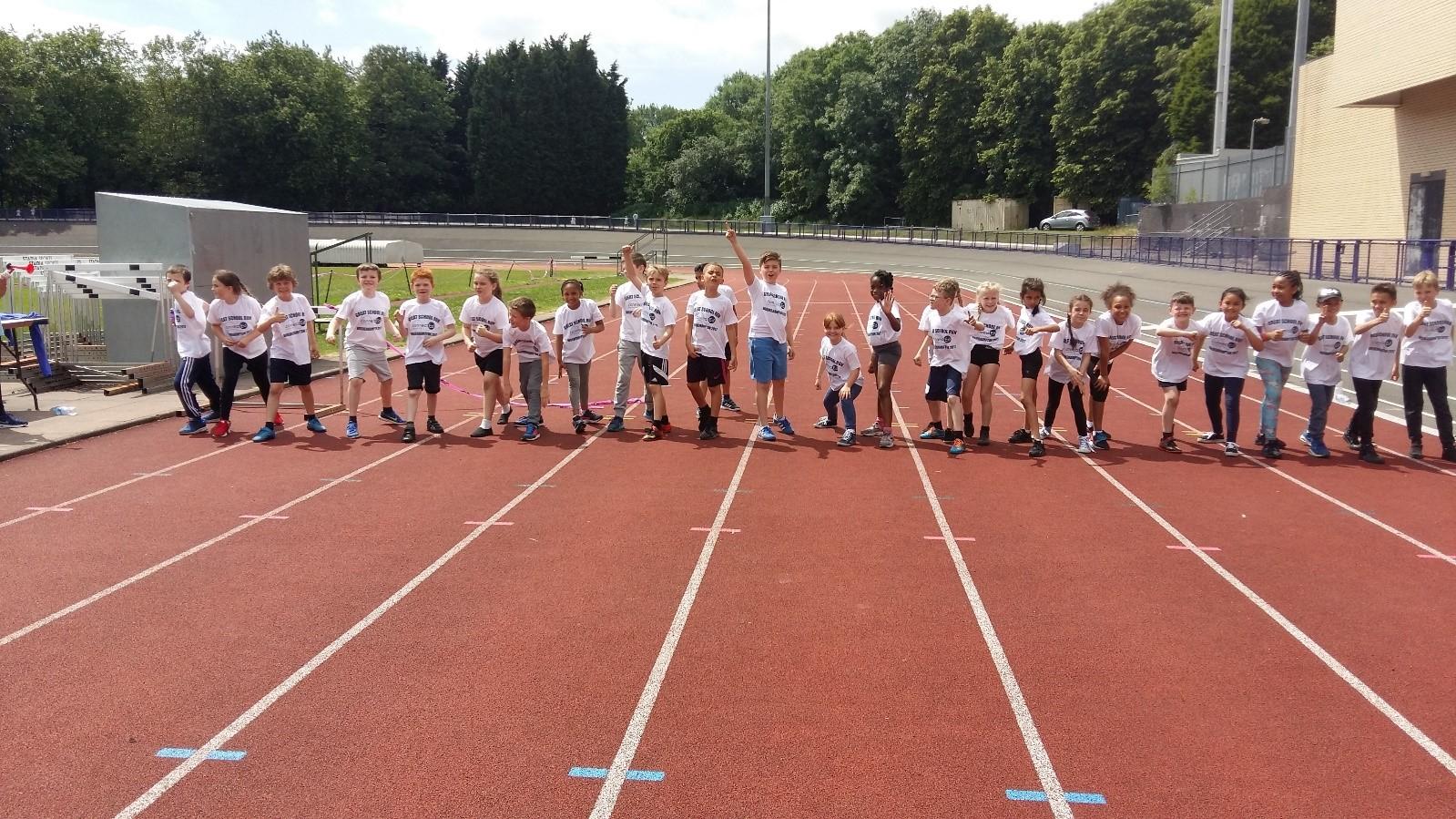 The Great School Run