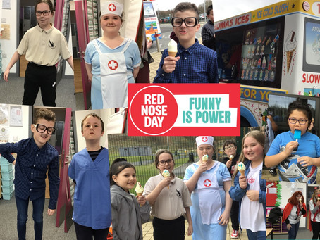 Year 6 Red Nose Day