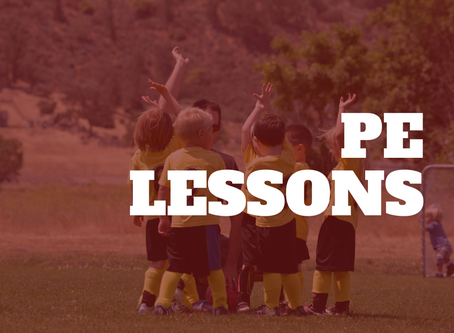 PE Lesson - Kit Reminder