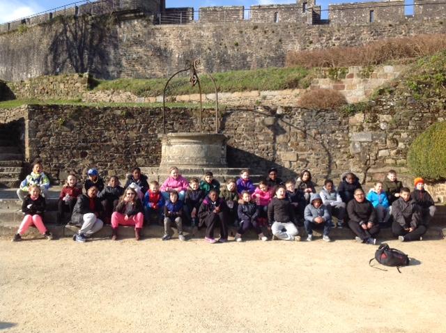 Y5 Trip to France