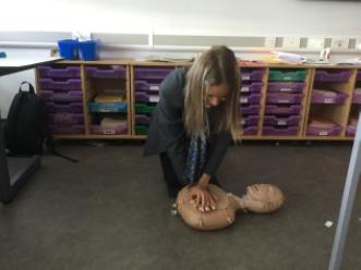 Life saving skills