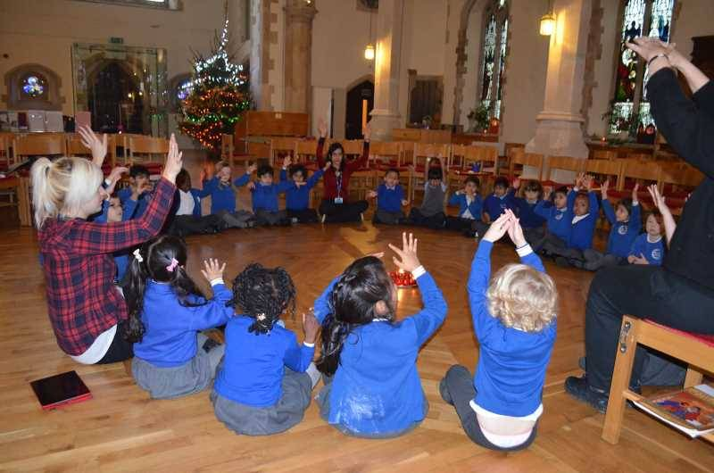 Reception Vale Church Dec16  (77)
