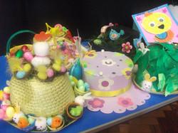 Easter Bonnet Competition