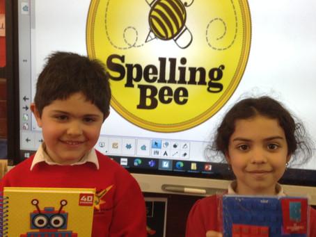 Year 1 Spelling Bee