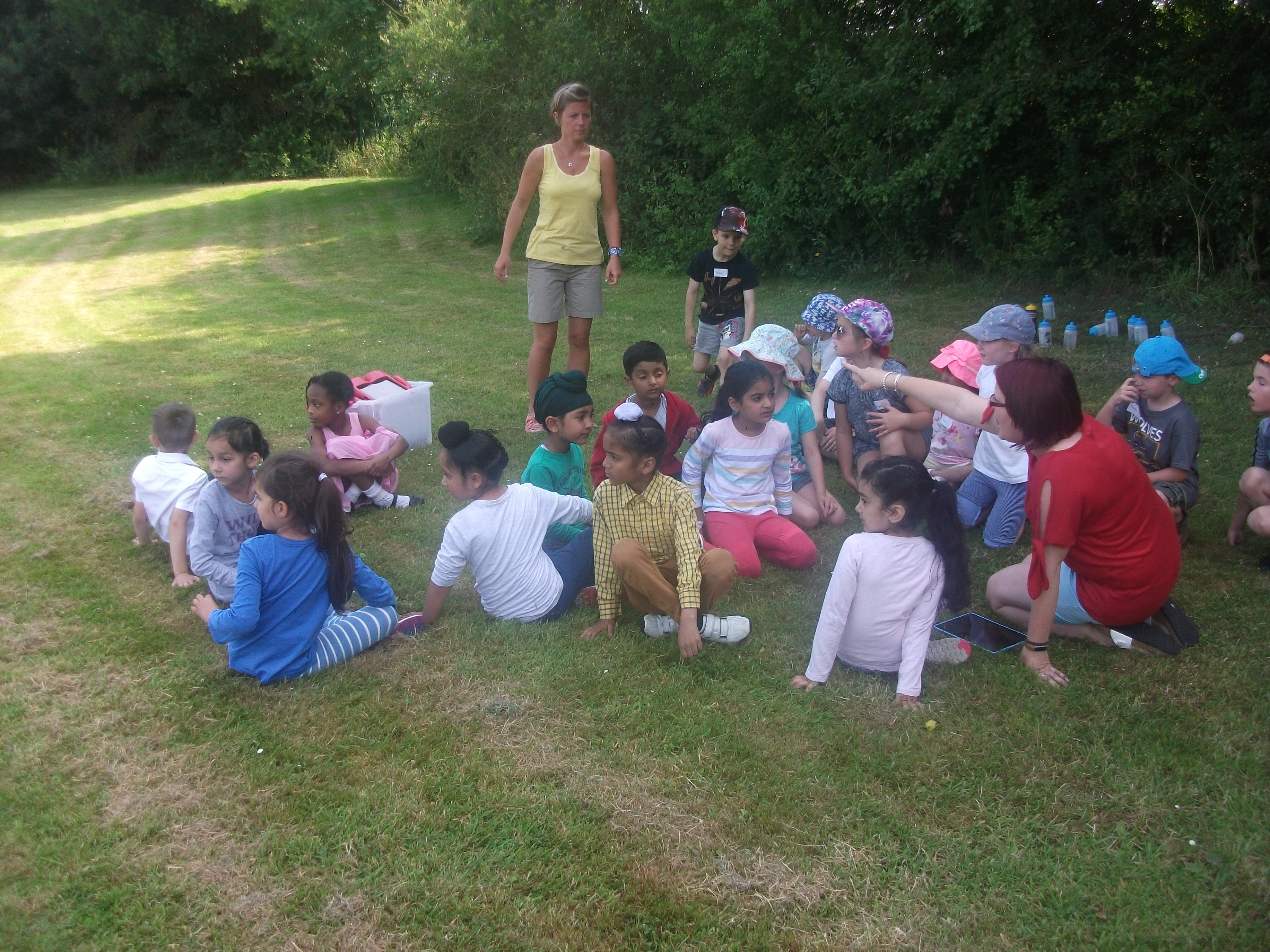 Year 1 St. Mary's Forest School (2)