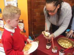 Fair Trade Breakfast with the Mayor