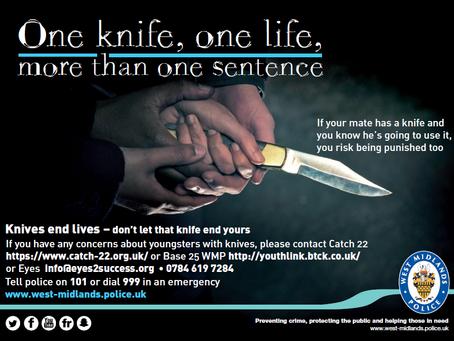 Knife Crime Information