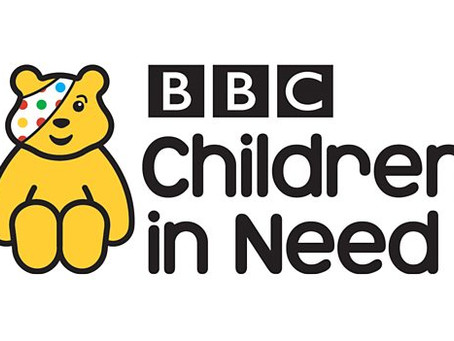 Children in Need – 16th November 2018