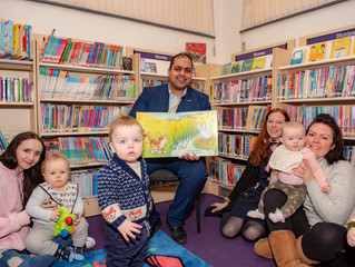 Finchfield Library reopens after £19,000 makeover