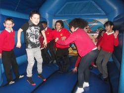 Attendance Winners - Bouncy Castle
