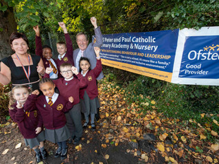City primary among Top 1% Nationally for progress of its pupils