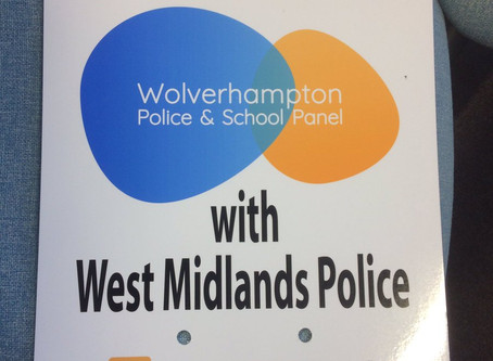 New Sign for Reception