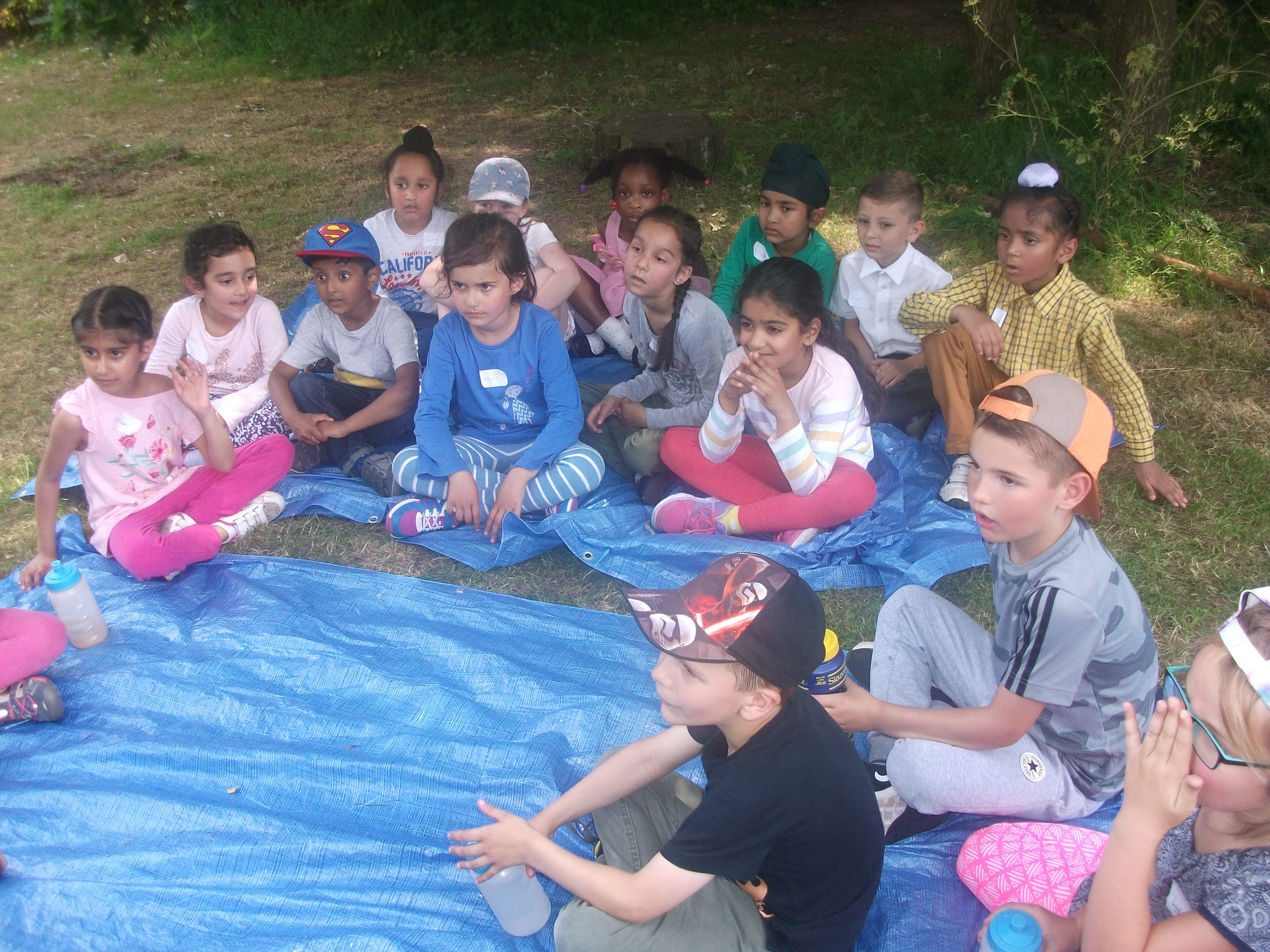 Year 1 St. Mary's Forest School (63)