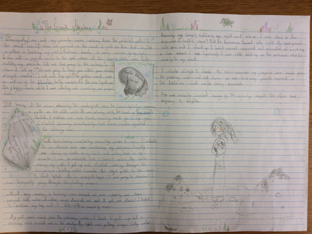 Writing in Y6