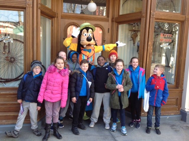 Year 5 Trip to Disneyland Paris